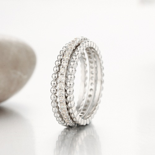925 sterling silver cubic zirconia rings sets