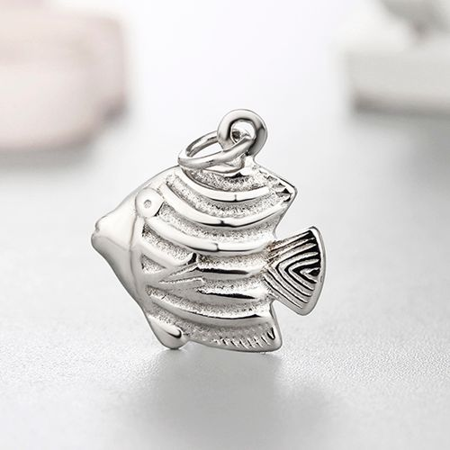 925 sterling silver jewelry tropical fish charms