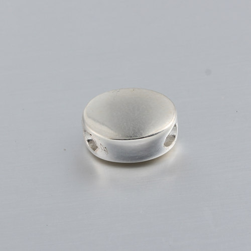925 sterling silver oval sliding clasps