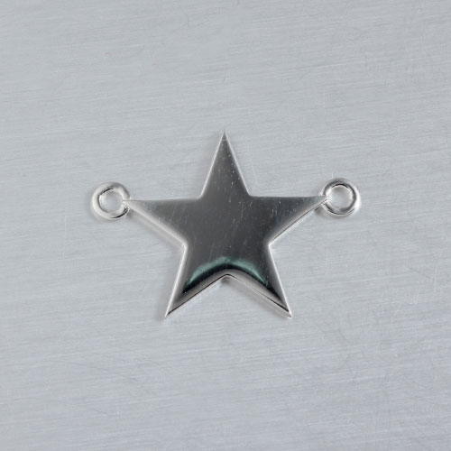 925 sterling silver star charm