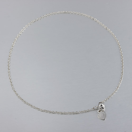 925 sterling silver adjustable chain bracelet