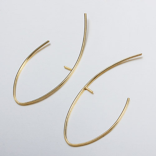 925 sterling silver ear wires,pearl earring mounting
