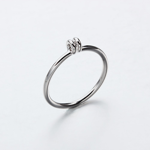 925 sterling silver ring findings without clasp