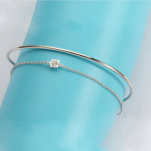 925 sterling silver bangle,fashion women accessories
