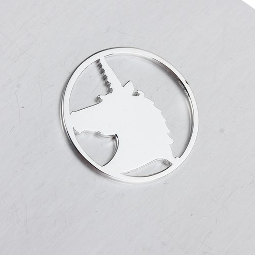 925 sterling silver unicorn pendant jewelry